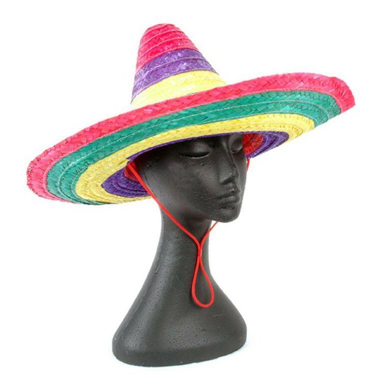 Sombrero Multi Coloured