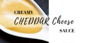South African Recipes | Cheese Sauce, Microwave cheese sauce