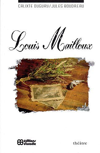 Louis Mailloux  https://www.amazon.ca/dp/B001T4GFDM/ref=cm_sw_r_pi_dp_x_7mjcAbE7EVP2Y