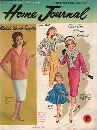 Image result for Australian home journal 1960