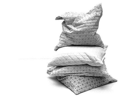 Four Pillows Set
