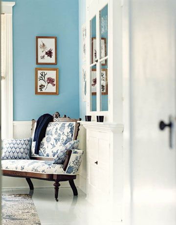 Top designers share their favorite shade of blue. See which blues made the list.   - HouseBeautiful.com