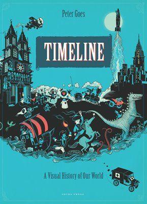 Timeline - Peter Goes - Gecko Press