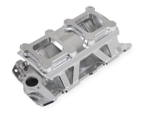 Holley Performance 825071 Holley Sniper Fabricated Intake Manifold | Jet.com