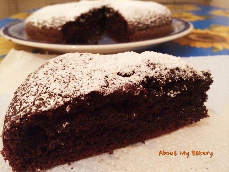 "Torta al cacao ""Nuvola Nera""   About My Bakery #nuvolanera #cacao"