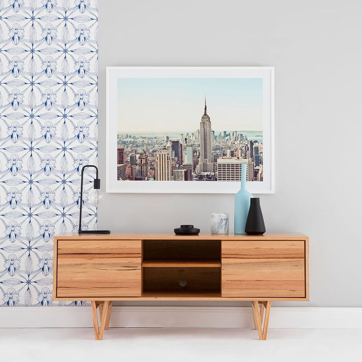 Australian made ALANA buffet fit for a stylish space #interiorstyling #Australianmade #redecorate #buffet
