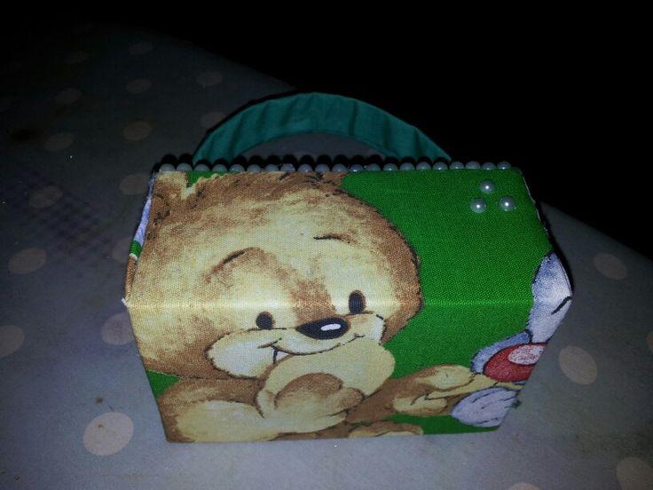 Caixa infantil