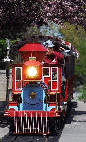 My grandkids love this train ride!! ... Lincoln Children's Zoo in Lincoln, Nebraska - Lincoln Journal Star