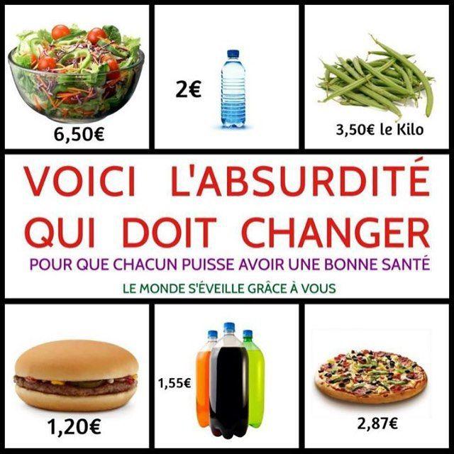 Etre en bonne santé coûte tellement cher. C'est ouf quand même!!! #health #healthylife #cavoutecherdebienmanger
