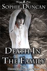 Death In The Family (Heritage is Deadly Book 1)                         by Sophie Duncan