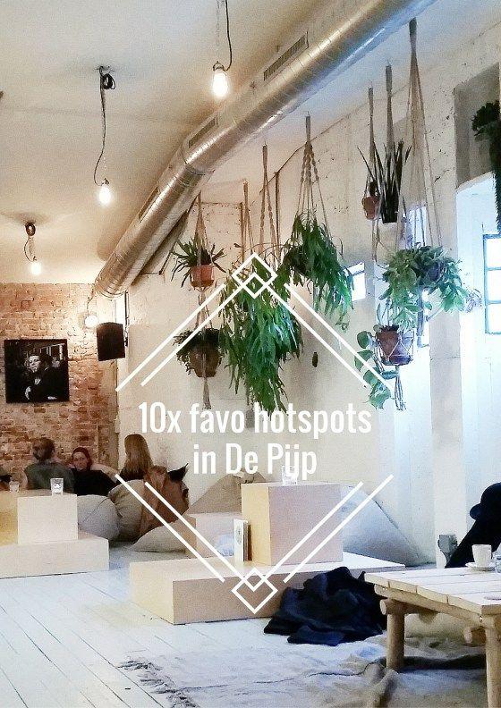 10x favourite hotspots in De Pijp area in Amsterdam - Map of Joy