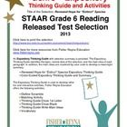 This classroom tested product includes the complete analysis for the STAAR released test selection: Renewed Hope for Extinct Species. It is release...