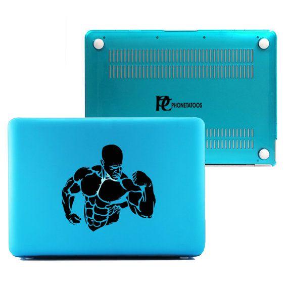 """Bodybuilder  For MacBook Air 13"""", Mac Pro 13"""", Mac Pro 13"""" Retina, Mac Pro 15"""", Mac Pro 15"""" Retina Transparent Plastic Hard Case cover"""