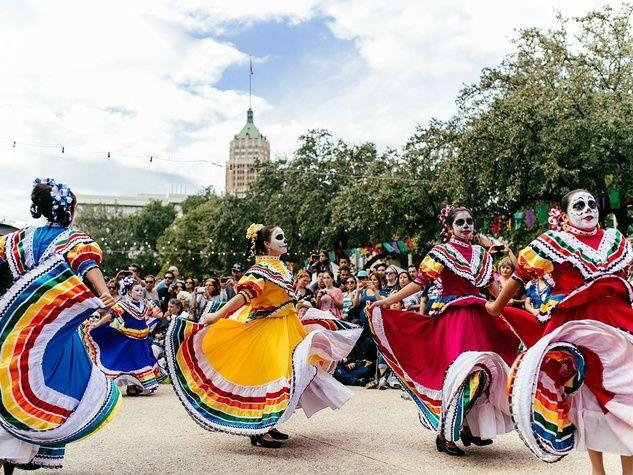 Best fall festivals in San Antonio