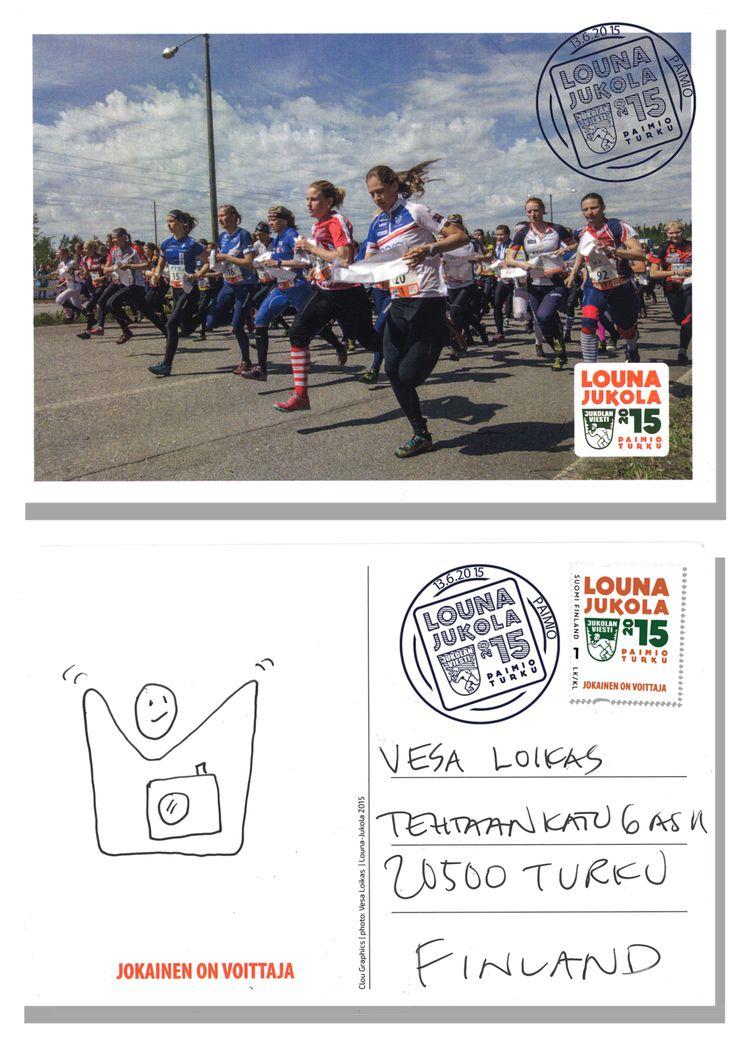 Official Louna-Jukola postcard — Vesa Loikas Photography