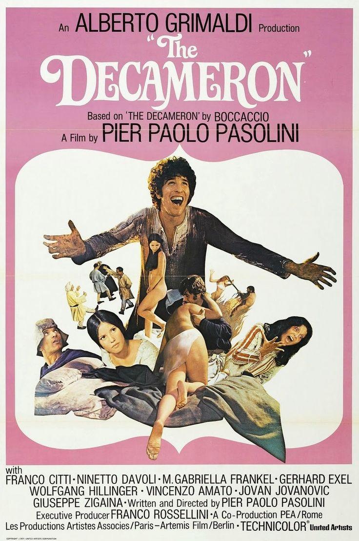 El señor de los bloguiños: El Decamerón (1971) de Pier Paolo Pasolini