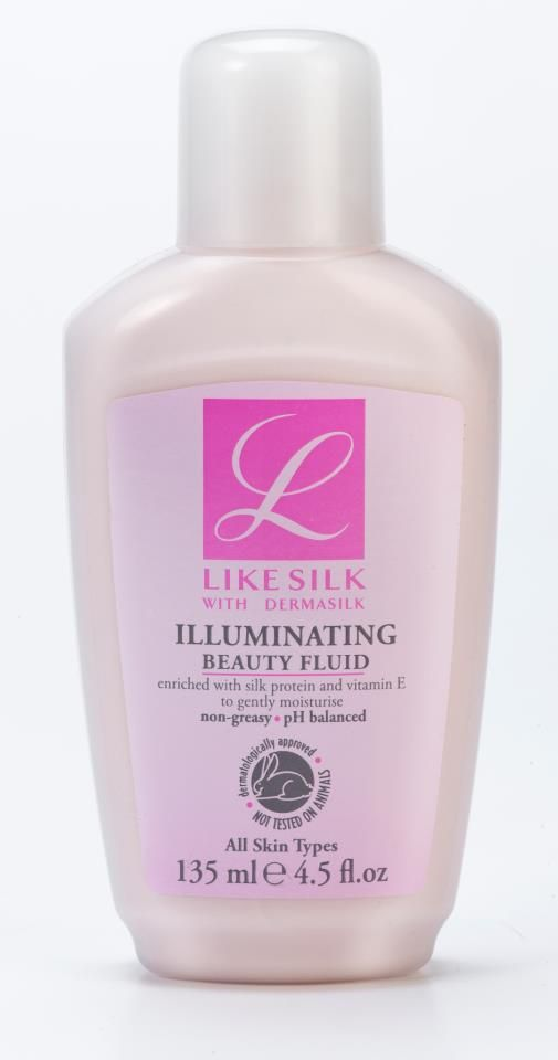 Our Illuminating Beauty Fluid is a light, non-greasy moisturising fluid which leaves skin feeling soft and supple. And the shimmer particles enhance skin with a beautiful luminous glow. Doesn't this sound like the product for you?