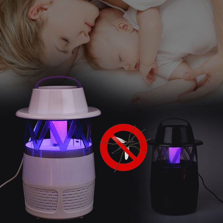 Photocatalyst Mosquito Lamp Anti Mosquito Killer Pest Reject New Arrival ABS LED Lamp Environmental No Radiation
