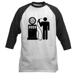 High Gas Fuel Oil Prices Baseball Jersey> High Gas Fuel Oil Prices> Funny Graphic T-Shirts