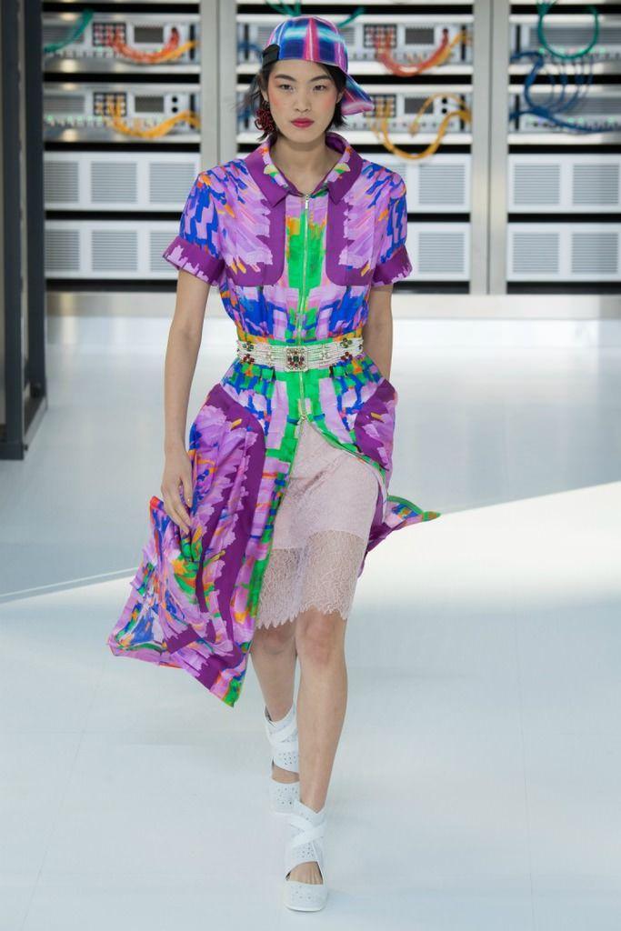 Chanel 2017 Sezonu İlkbahar-Yaz Koleksiyonu