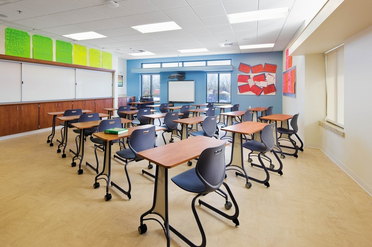 Classroom Design With Tables ~ Best images about k education spaces on pinterest