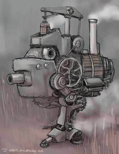 steam punk machine - Recherche Google