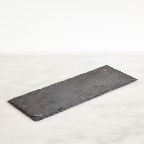 Large Slate Tray - Serving Dishes - Tableware   Zara Home United States