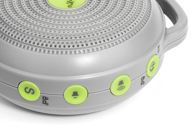 Marpac hushh for baby portable white noise sound machine