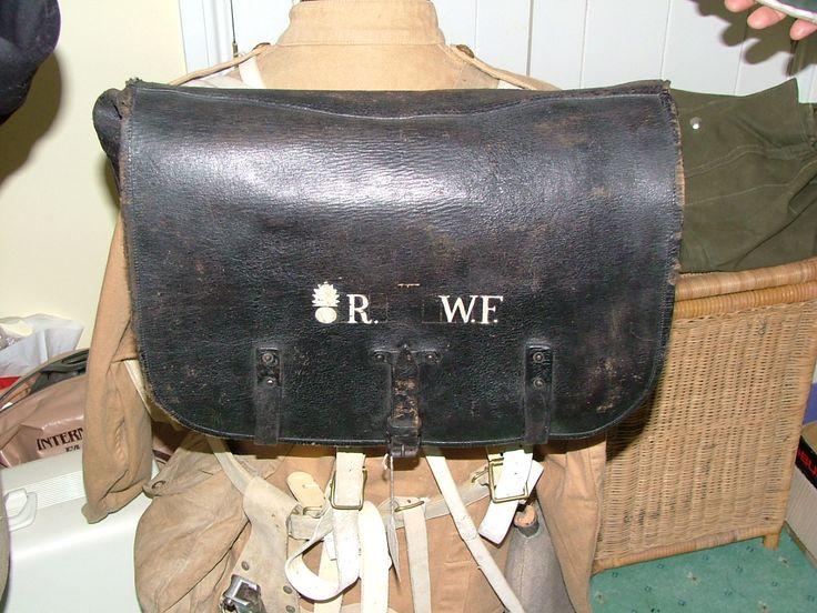 c1900 RWF Backpack.