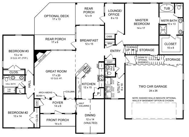 14 Best House Plans Images On Pinterest House Floor