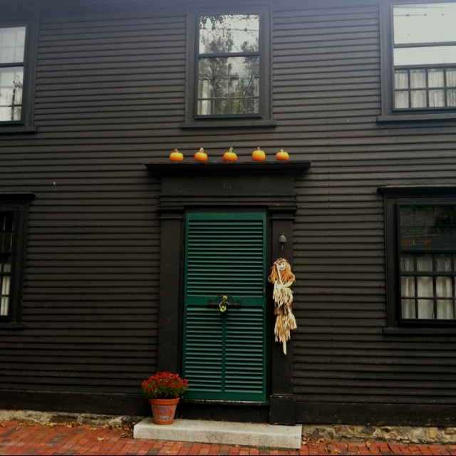 Salem, Massachusetts. House.