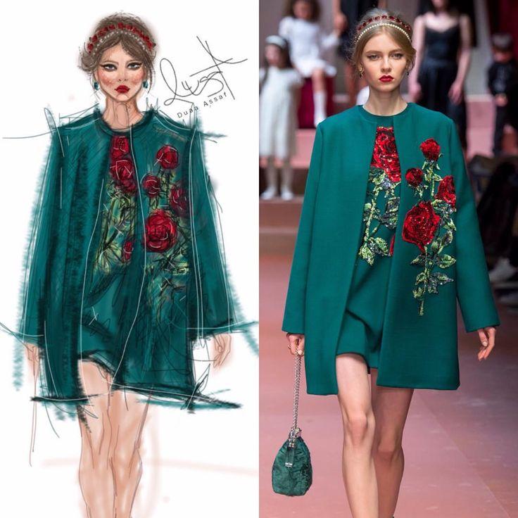 """• D u a a A s s a f • on Instagram: """"Roses in a Green garden 🌿🌹🌹🌿🌹using sketchbookx""""  #beamman#art#drawing#fashion#model#artist#ammanjo#illustration#artwork#art_spotlight#instaart#sketchy#love#like#artoftheday#myart#jordan#sketches#sketchy#print#Sketch_daily#loveJO#ammanjo#jordan#artmejo#inspiration#sketchoftheday#BLVART#green#pattern#notebook#notes#duaa.assaf"""