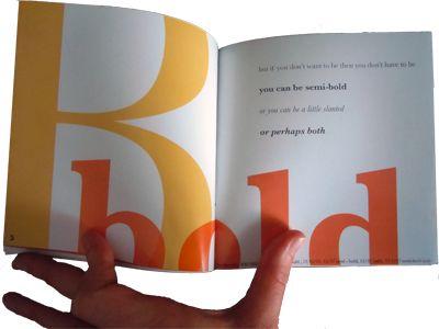 SPECIMEN TYPE BOOK