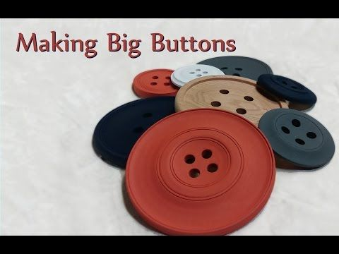Making Big Buttons - YouTube