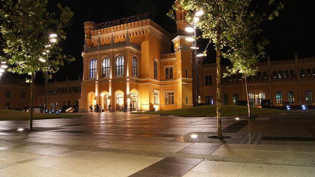 Wroclaw Main Railway Station