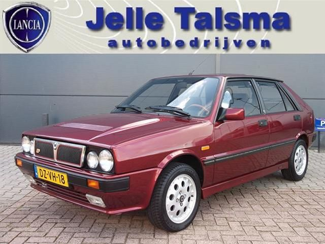 lancia delta 1 6 hf turbo 1992 lancia delta integrale hf evo turbo s4 8v 16v. Black Bedroom Furniture Sets. Home Design Ideas