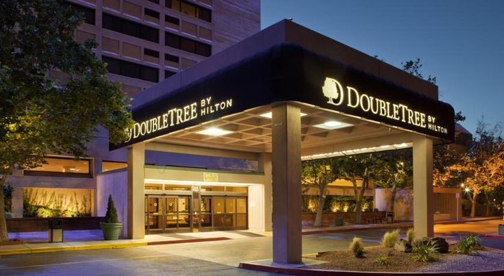 DoubleTree by Hilton Downtown Albuquerque Albuquerque Connected to the Albuquerque Convention Center via an underground tunnel, this hotel is situated in the heart of the city centre, and features spacious accommodation complete with modern amenities.