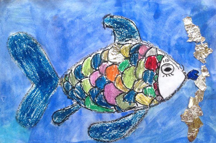 Rainbow fish yr 1s