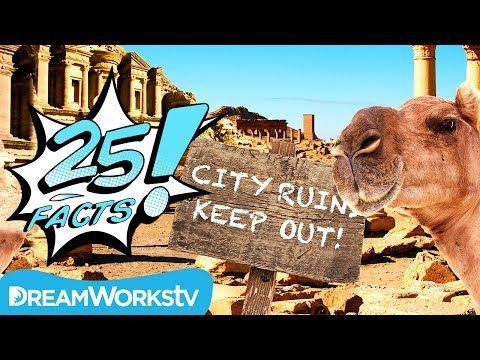 25 Dry Facts About DESERTS   25 FACTS on Go90 - YouTube