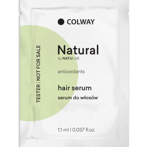 Saszetki - Serum do włosów