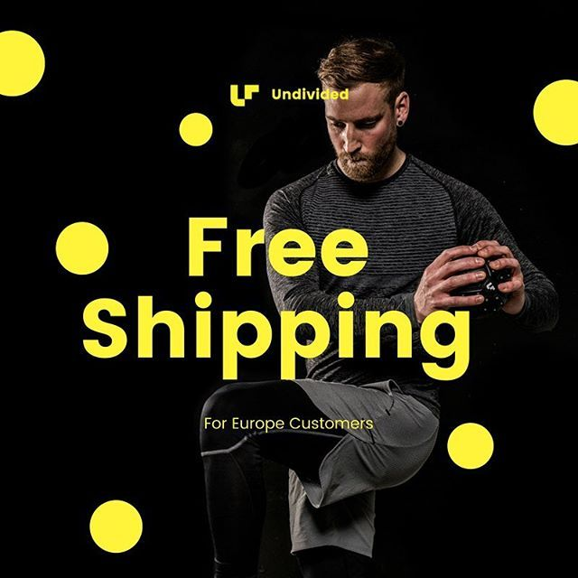 Happy Friday! Spring is here  Enjoy free shipping if youre in Europe  no code required. While stocks last!