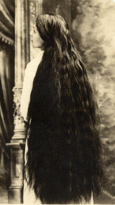 wow…..so Long Hair