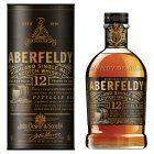 Aberfeldy 12 Year Old Malt Whisky 70cl - smokey, soft