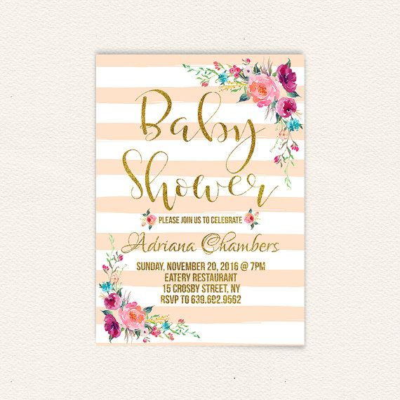 17 best ideas about baby sprinkle invitations on pinterest, Baby shower invitations