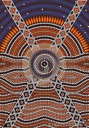 Aboriginal dot paintings electronic wallpaper electronic wallpaper it doing visual art with children is fantastic ppt aboriginal dot paintings powerpoint presentation id aboriginal dot paintings aboriginal people are toneelgroepblik Image collections