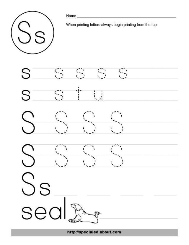 Printable Worksheets preschool alphabet worksheets free printables : https://i.pinimg.com/736x/41/b8/7c/41b87c416d67151...