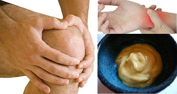 Beaucoup de gens souffrent de douleurs articulaires. La douleur survient habituellement dans les épaules, les coudes et les genoux. Il nous rend d'habitude nerveux. Essayez la ! Les ingrédients sont simples et se retrouvent dans tous les ménages. Si vous avez des problèmes avec les articulations douloureuses, vous devez essayer cette recette car ellle est...