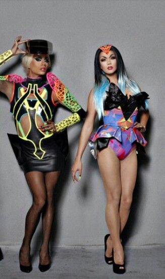 Raja and Manila Luzon for Marco Marco.