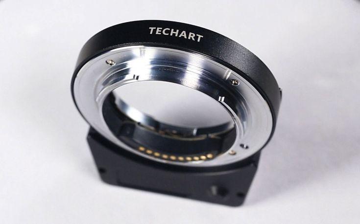 TechArt Pro Leica M to Sony E