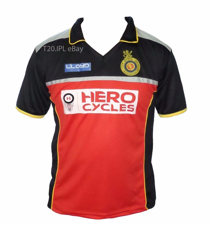 Ipl #defective royal #challengers #bangalor 2016 jersey / shirt, t20, cricket ind,  View more on the LINK: http://www.zeppy.io/product/gb/2/332006670642/